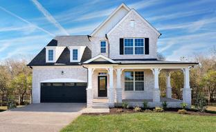 Donelson Downs by Century Communities in Nashville Tennessee