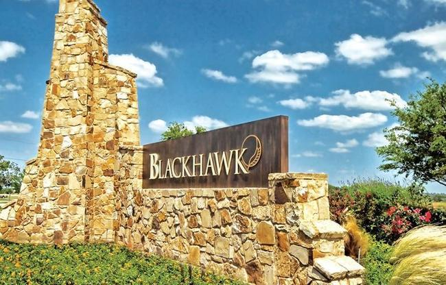 Blackhawk Entrance