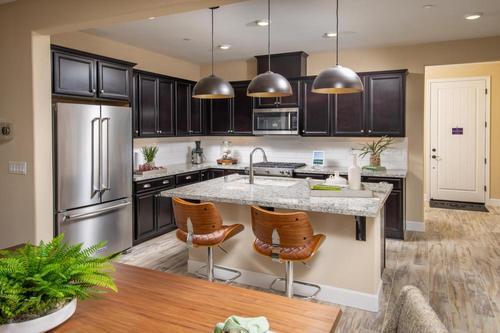 Kitchen-in-Cottonwood-at-Tierra at Monte Bella-in-Salinas