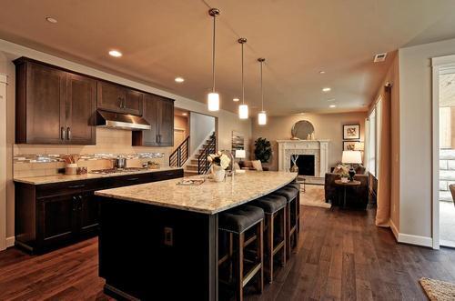 Kitchen-in-The Knightley - 481-at-Jasper Court-in-Lynnwood