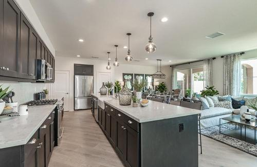 Kitchen-in-Plan 3-at-Pinnacle at Wood Ranch-in-Simi Valley