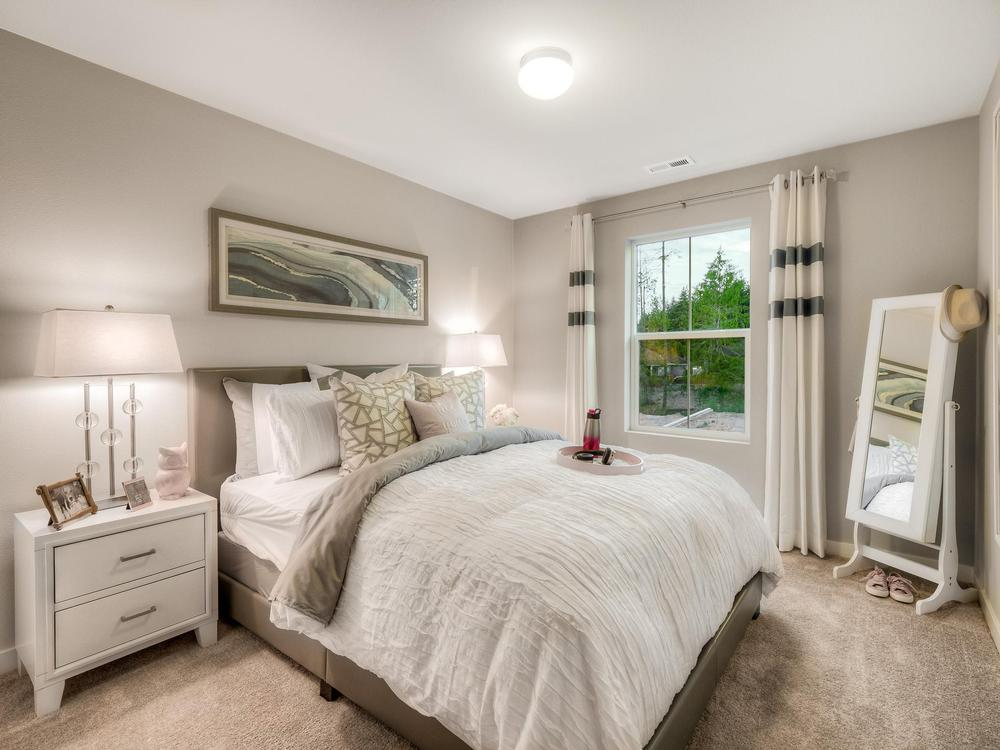 Bedroom featured in The Harriet By Century Communities in Bremerton, WA