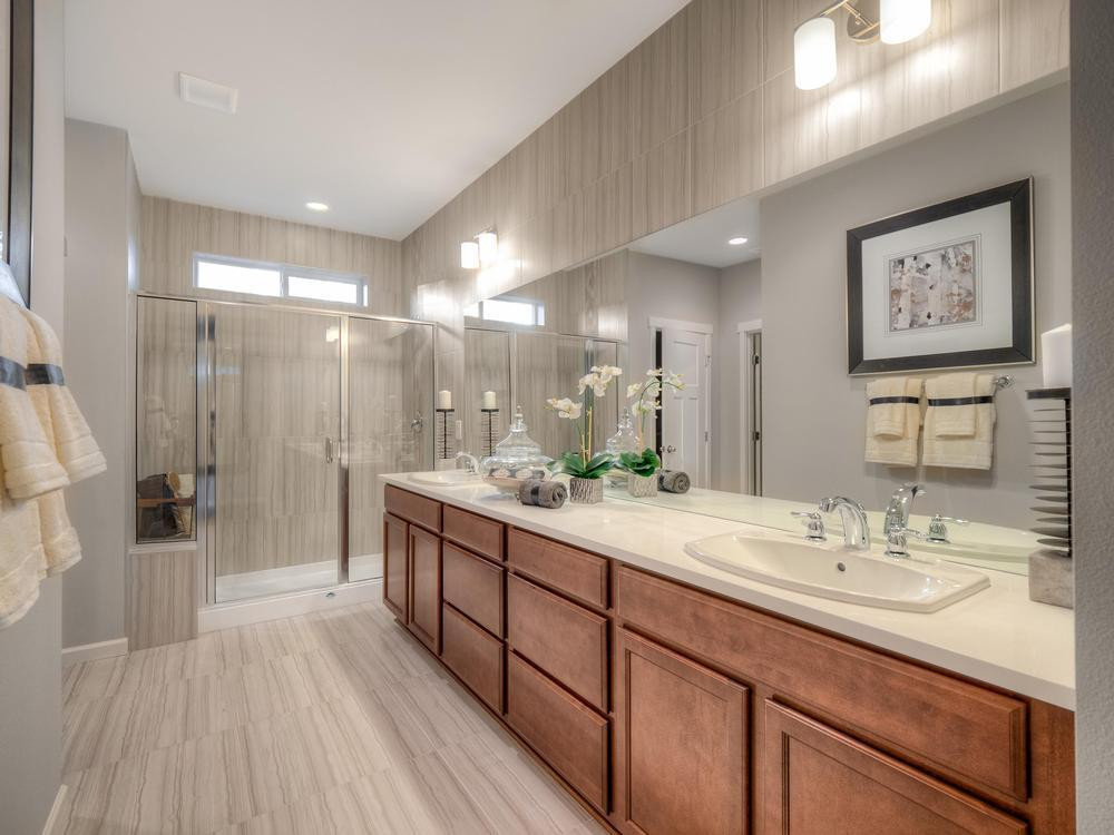 Bathroom featured in The Penelope By Century Communities in Bremerton, WA