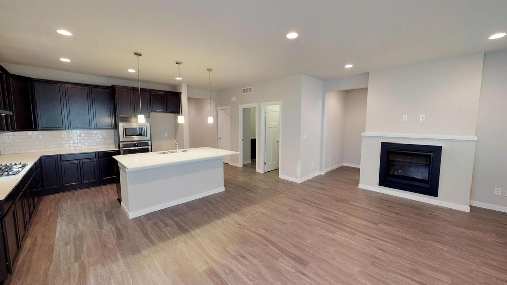 Kitchen-in-The Edmund-at-McCormick-in-Port Orchard