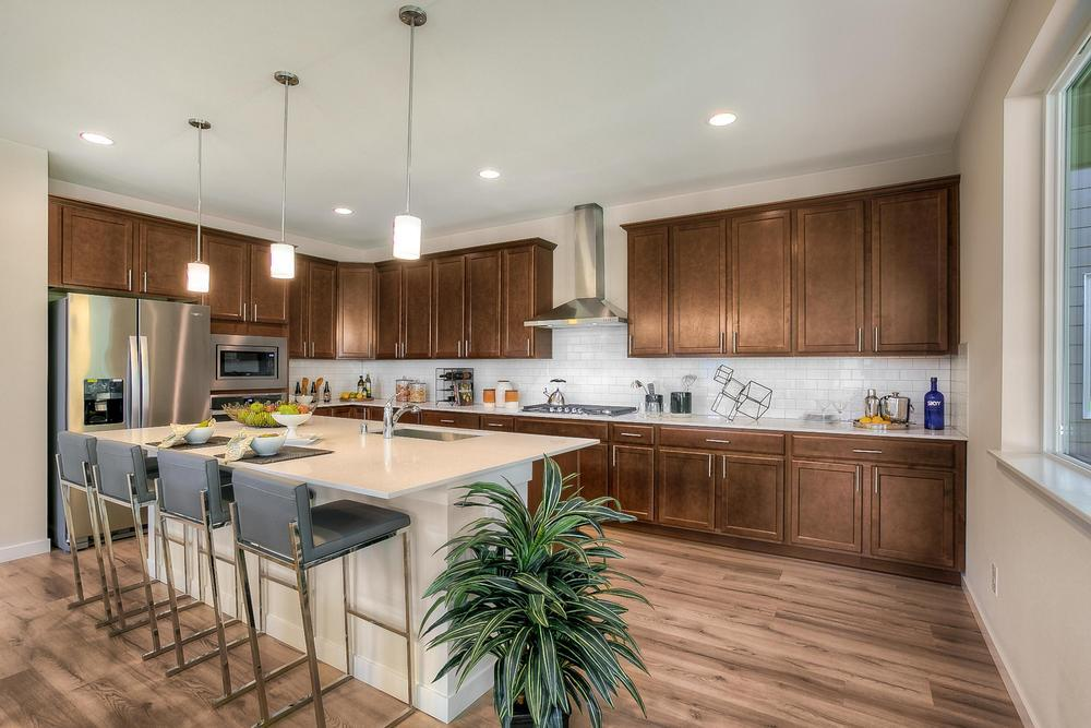 Kitchen-in-The Crawford-at-McCormick-in-Port Orchard