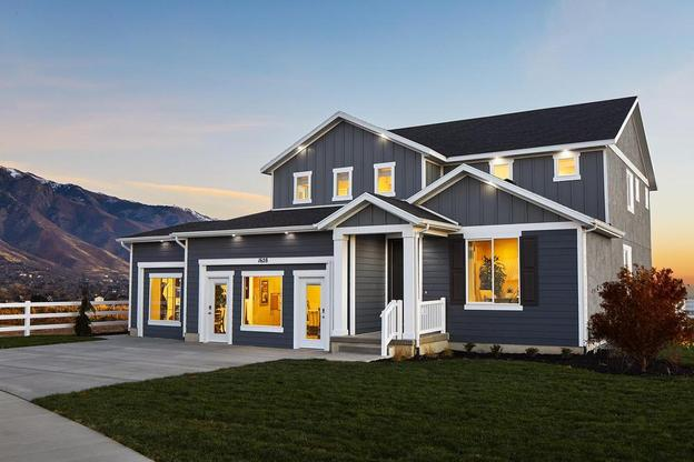 Vistas At Eastgate - Single Family Homes in Layton