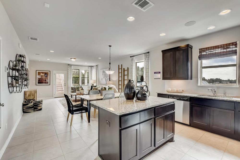 Kitchen featured in the Lavaca By Century Communities in Austin, TX