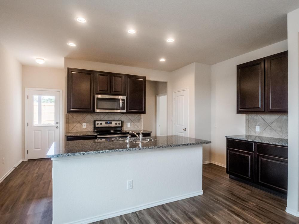 Kitchen-in-Hillshire-at-Ladera High Point-in-San Antonio