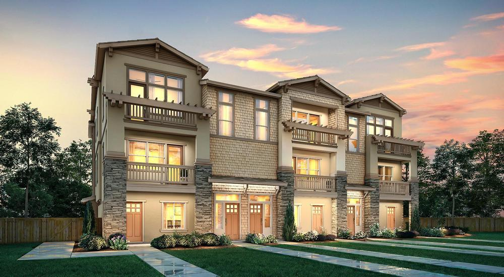 Exterior featured in The Penthouse II By Century Communities in Oakland-Alameda, CA