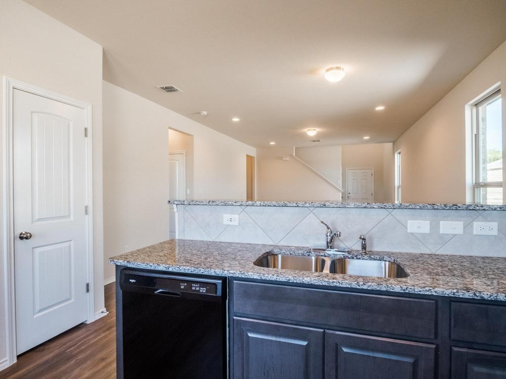 Kitchen-in-Madison-at-Ladera High Point-in-San Antonio