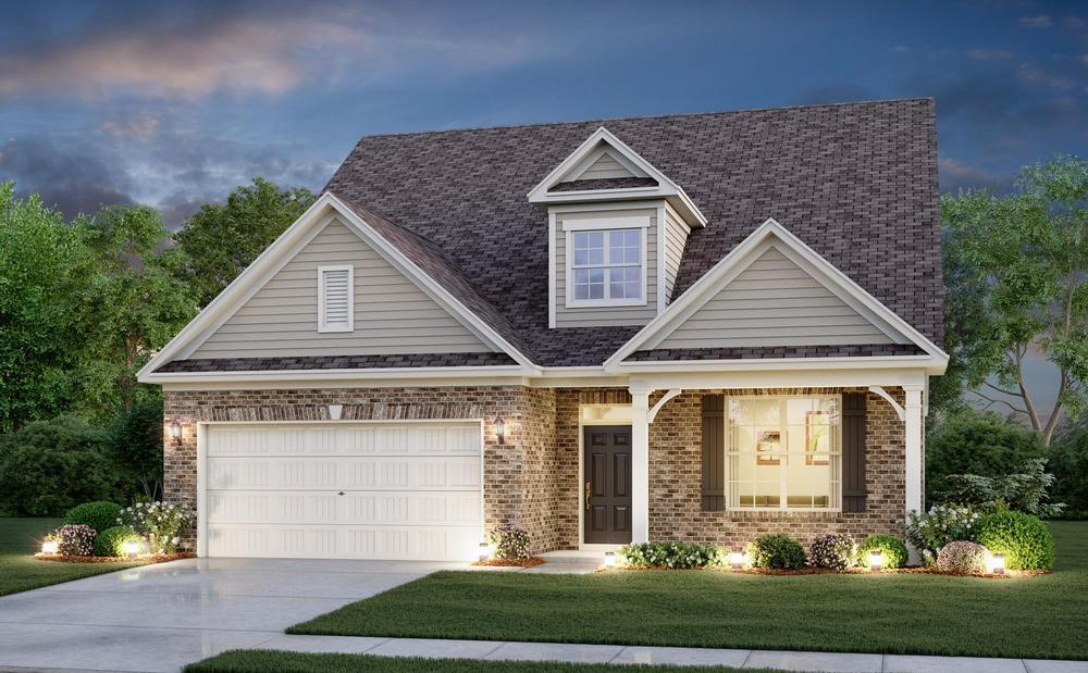 Exterior featured in the Middleton By Century Communities in Atlanta, GA