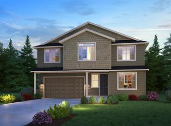 New Construction Homes & Plans in Belfair, WA | 330 Homes