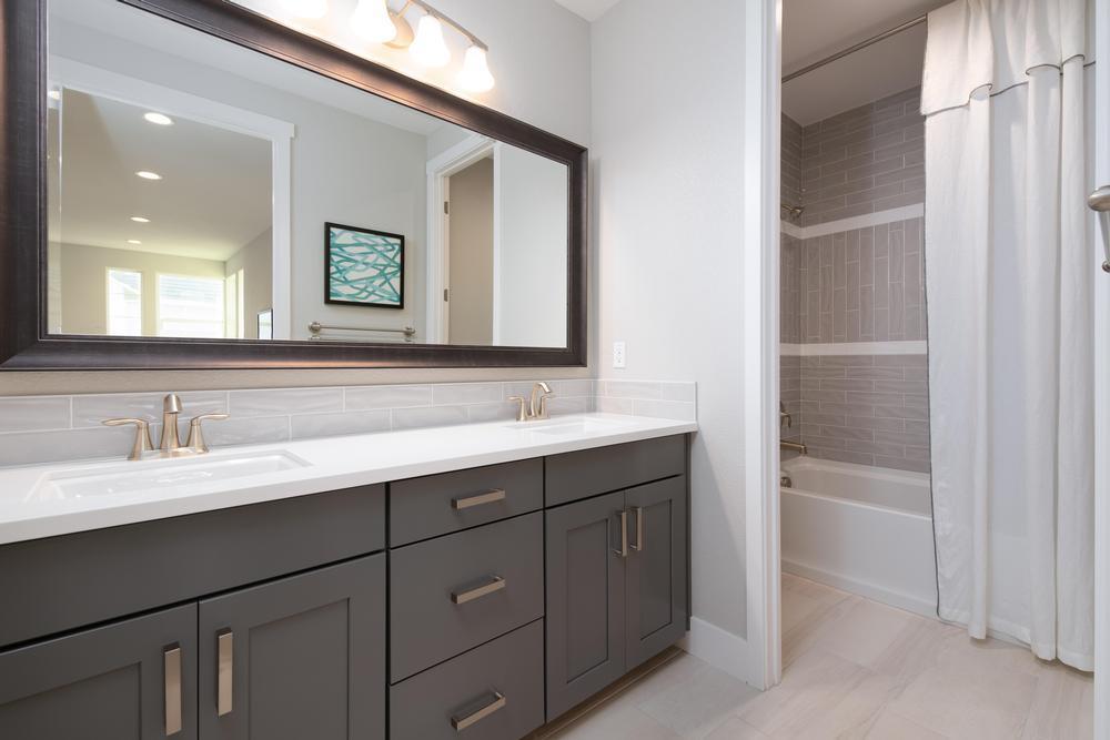 Bathroom featured in The Harvard By Century Communities in Stockton-Lodi, CA