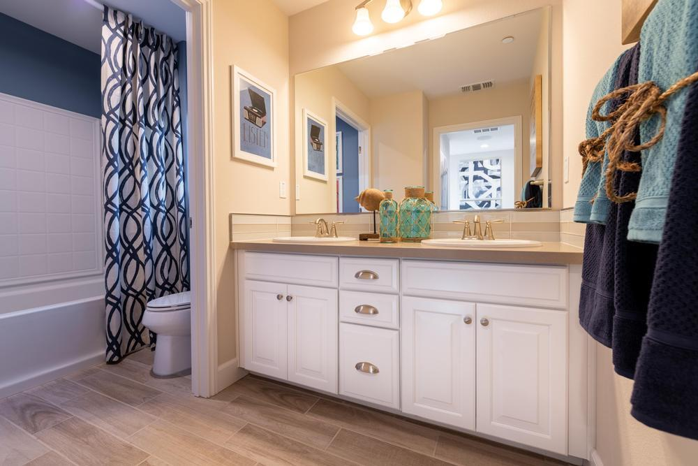 Bathroom featured in The Sycamore By Century Communities in Salinas, CA