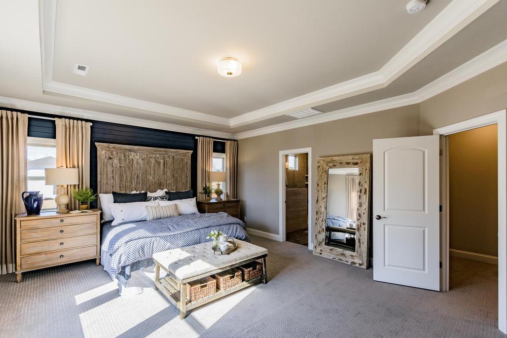 Bedroom featured in the Bridgeport By Century Communities in Charlotte, NC