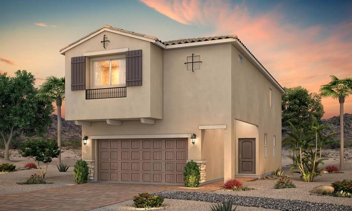 Craig Ranch Mojave Collection Residence 2001 tuscan by Century Communities:Tuscan