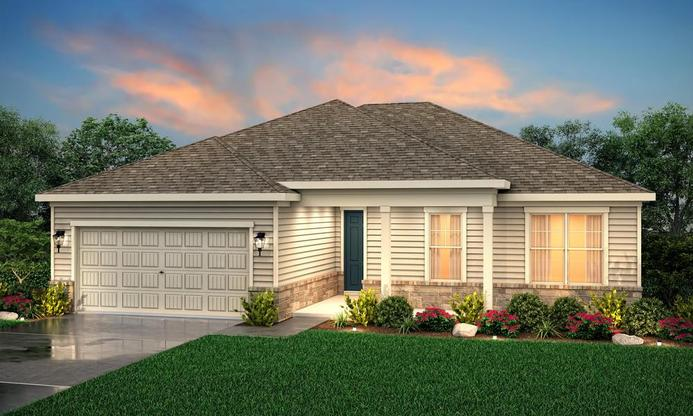 Ranch Home, split plan with open concept living.  3 bedrooms/2baths