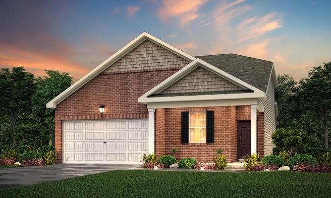 810 Clematis Drive Lot 182 (McDowell - Signature Series)