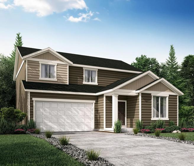 3181 North 1450 East  Lot 233 (Huntington)