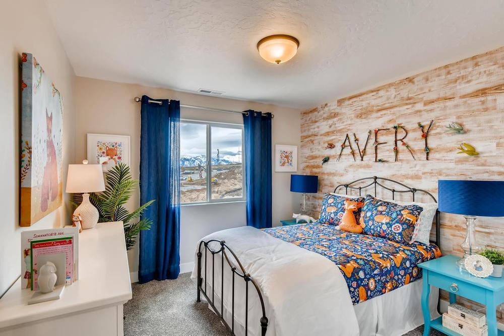 Bedroom featured in the Solitude By Century Communities in Salt Lake City-Ogden, UT