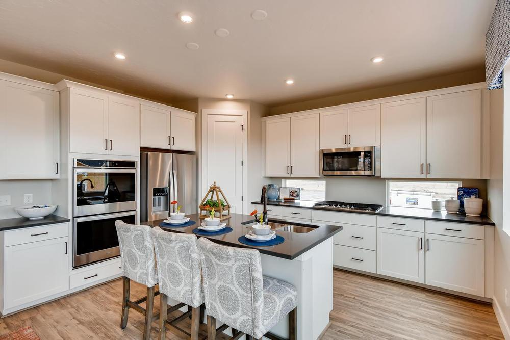Kitchen featured in the Solitude By Century Communities in Salt Lake City-Ogden, UT