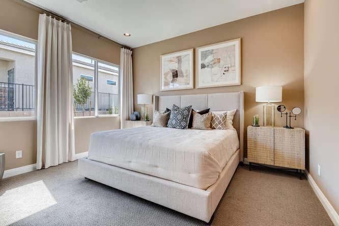 Bedroom featured in the Residence 1742 By Century Communities in Las Vegas, NV
