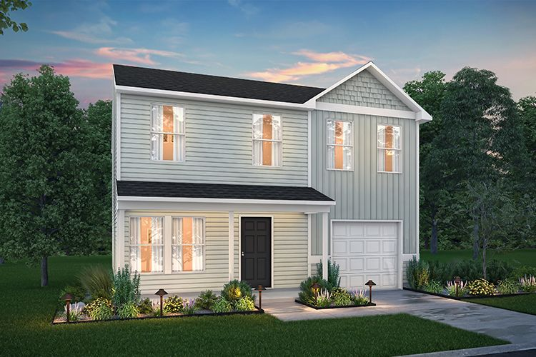 Exterior featured in the 1601 By Century Complete in Greenville-Spartanburg, SC