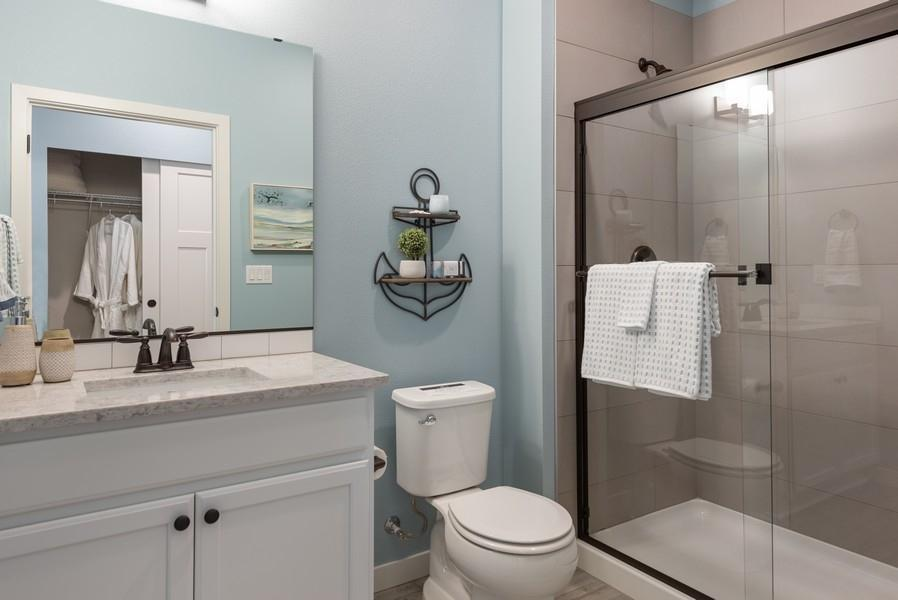 Bathroom featured in The Madeline - 1873 By Century Communities in Olympia, WA