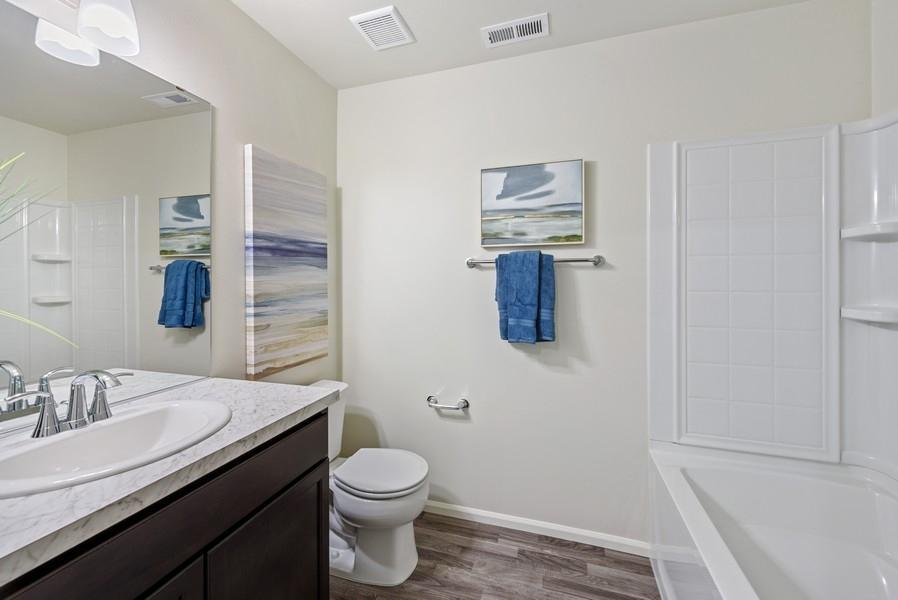 Bathroom featured in The Percy - 2394 By Century Communities in Olympia, WA