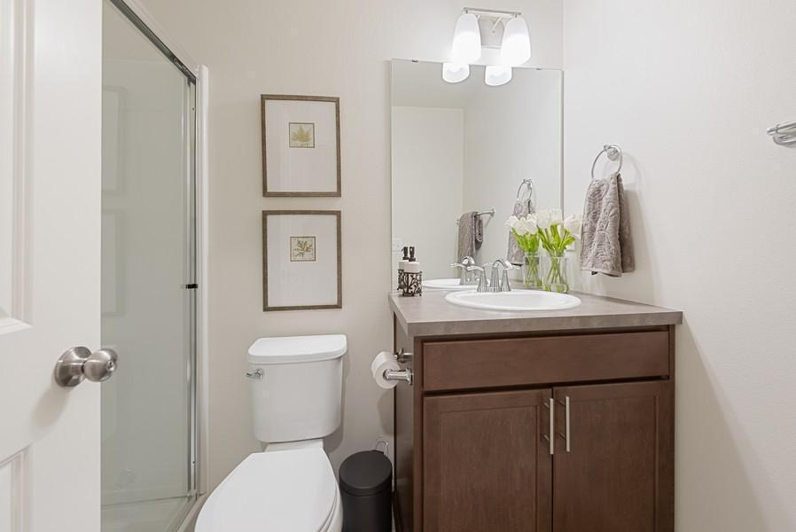 Bathroom featured in The Christy - 2155 By Century Communities in Olympia, WA