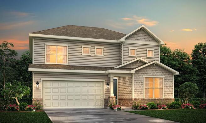 843 Oak Manor Dr Lot 56 (Maple)