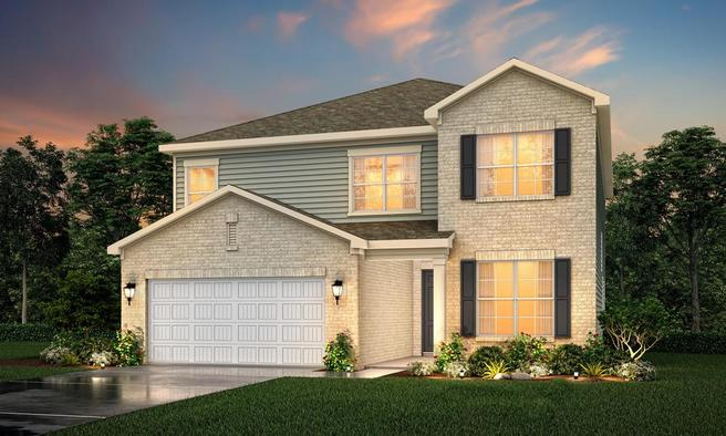 4124 Clint Way Lot 67 (Red Cedar - Signature Series)