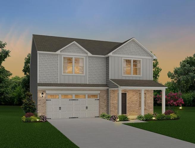 1749 Rhynes Trail Lot 52 (Parker - The Meadows)
