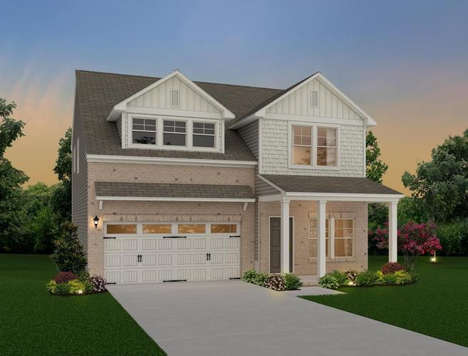 1730 Rhynes Trail Lot 31 (Jaxson - The Meadows)