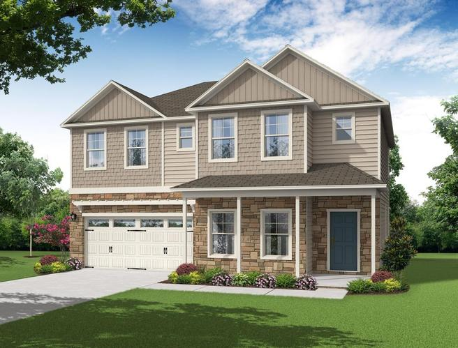 1726 Rhynes Trail Lot 30 (Harper - The Meadows)