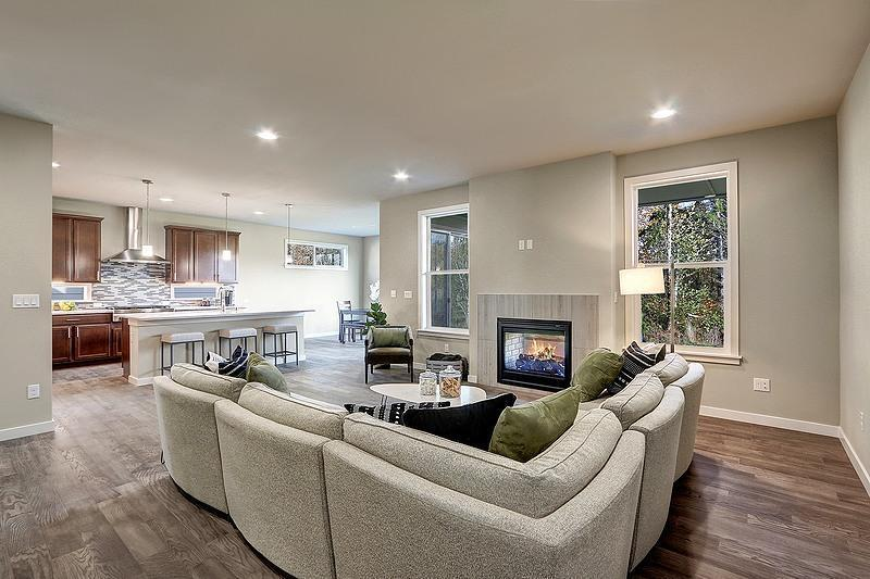Living Area featured in The MacLaine - 2505 By Century Communities in Olympia, WA