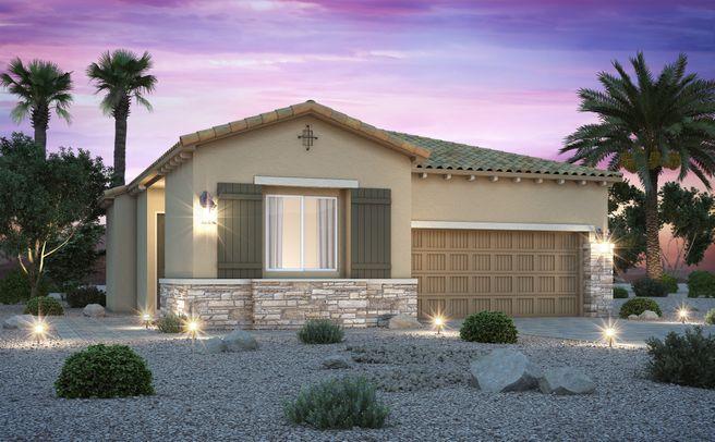 8162 Desert Madera Street (Residence 1816)