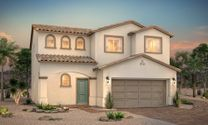 Essence Collection at Craig Ranch by Century Communities in Las Vegas Nevada