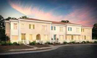 Towns Plan 2 - Foothill Grove: Rialto, California - Century Communities