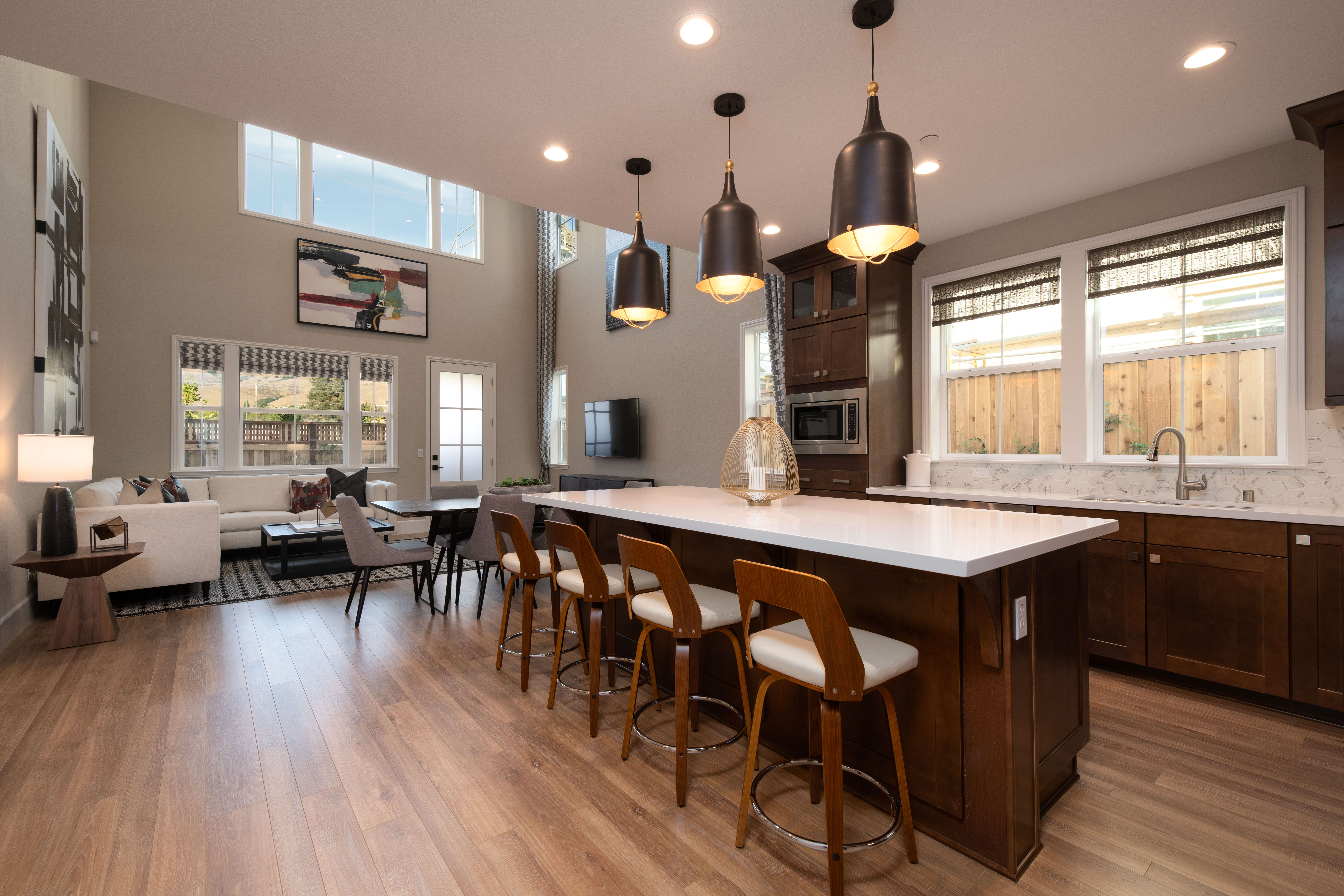 Kitchen featured in The Verte By Century Communities in Oakland-Alameda, CA