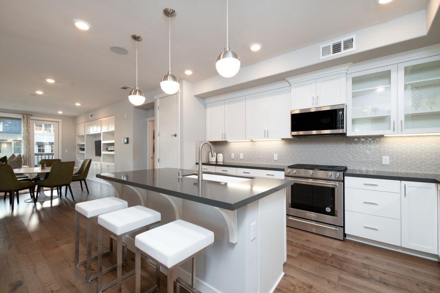 Kitchen featured in The Juniper II By Century Communities in Oakland-Alameda, CA
