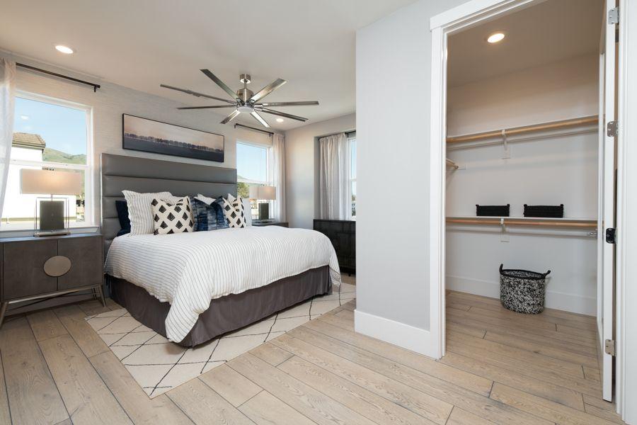 Bedroom featured in The Juniper II By Century Communities in Oakland-Alameda, CA