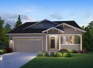 Miles - Eagles Bluff and Woodland Cove at Jubilee: Lacey, Washington - Century Communities