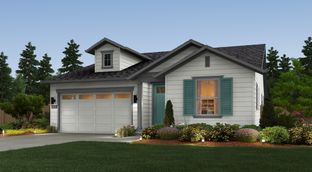 Penelope - Eagles Bluff and Woodland Cove at Jubilee: Lacey, Washington - Century Communities