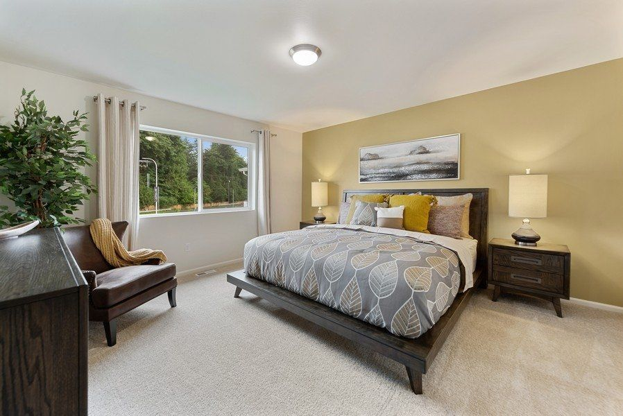 Bedroom featured in the Christy By Century Communities in Olympia, WA