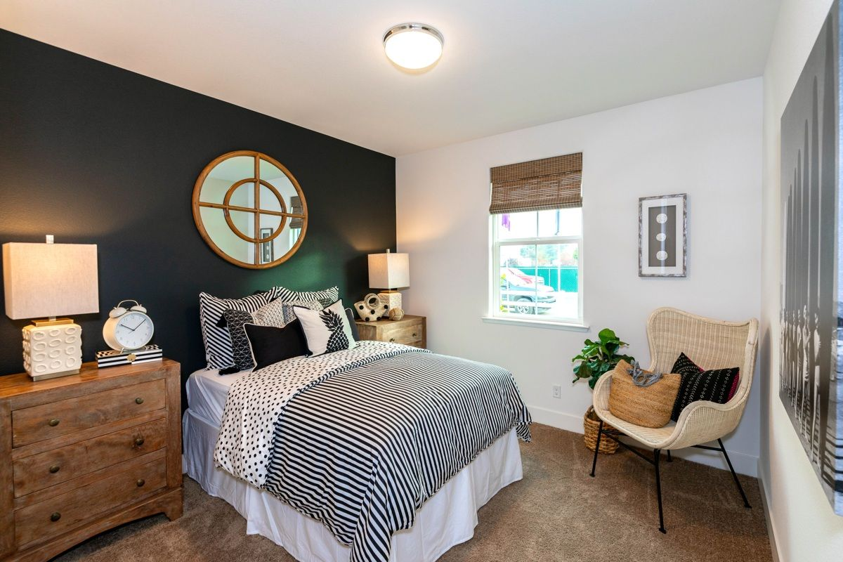 Bedroom featured in the Sienna By Century Communities in Fresno, CA