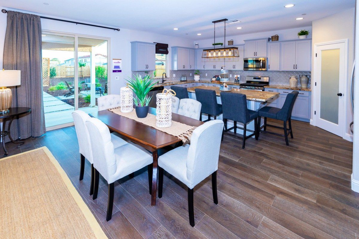 Kitchen featured in the Tamarind By Century Communities in Fresno, CA