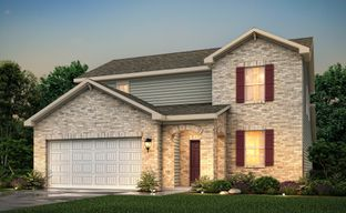Pennock Place by Century Communities in Nashville Tennessee