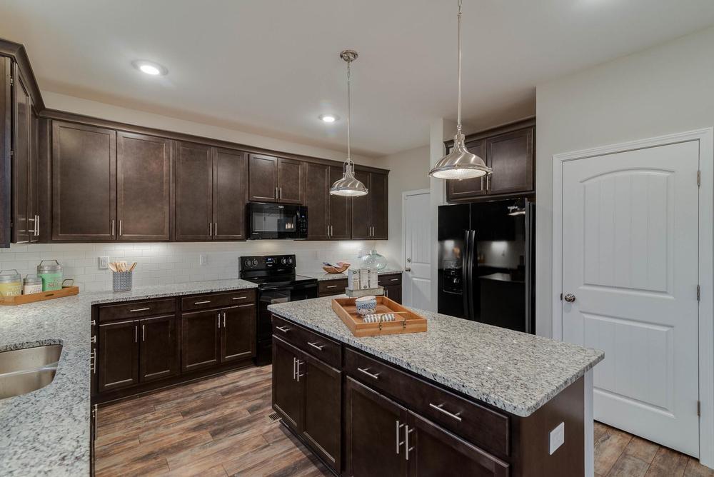 Kitchen featured in the Red Cedar - Signature Series By Century Communities in Nashville, TN