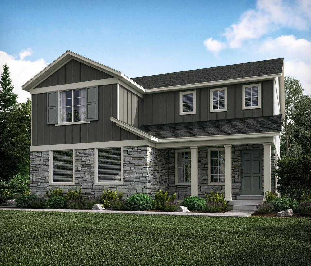 Exterior featured in the Silver Lake By Century Communities in Provo-Orem, UT